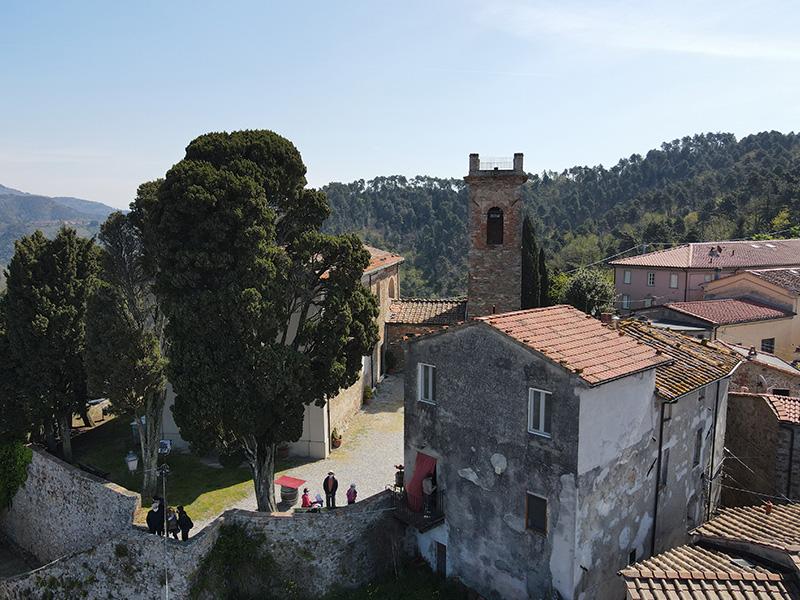 Itinerari - Valpromaro - Gualdo - Fibbialla - Valpromaro,  Anello di Camaiore Antiqua