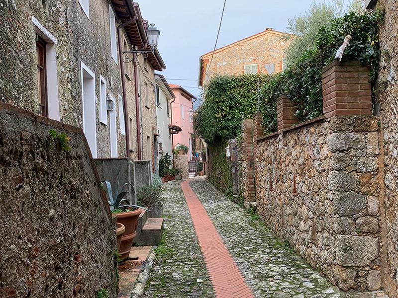 Itinerari - Il Sentiero dell'Acquarella