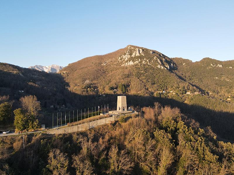 Sentiero 4: da Valdicastello a La Mulina