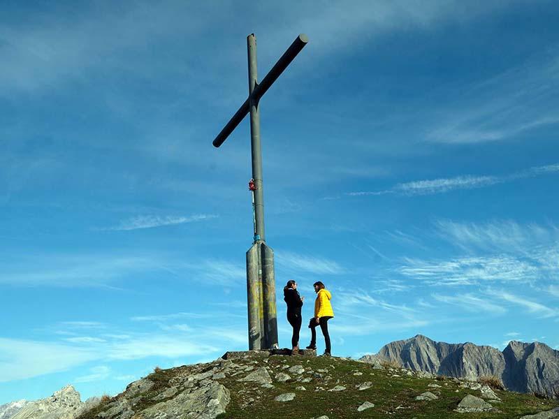 Itinerari - Da Seravezza a Monte Folgorito, passando per Cerrata San Nicola
