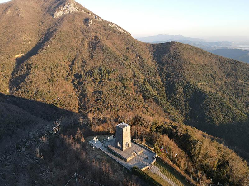 Itinerari - Da Stazzema al Monte Forato