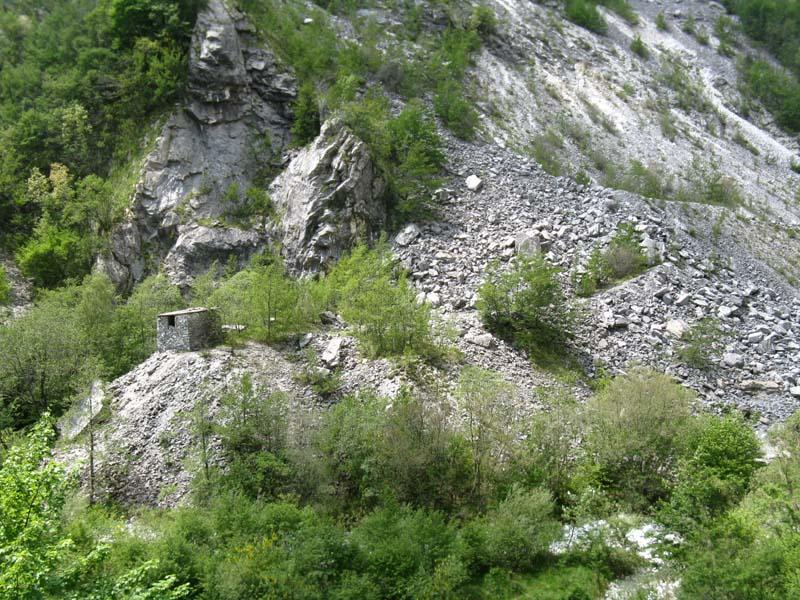 Itinerari - Da Passo Croce a Pania della Croce, passando per Fociomboli e Foce di Mosceta