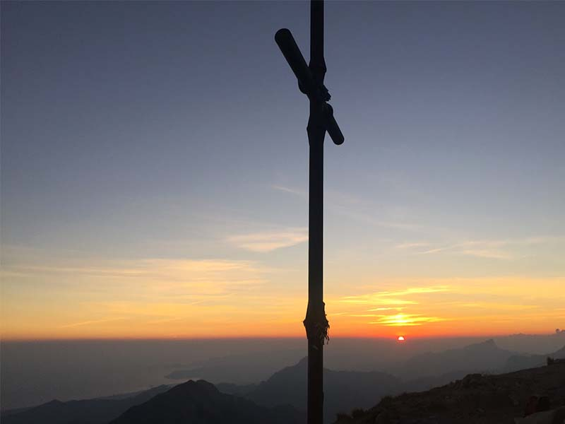Itinerari - da Piglionico alla Pania della Croce
