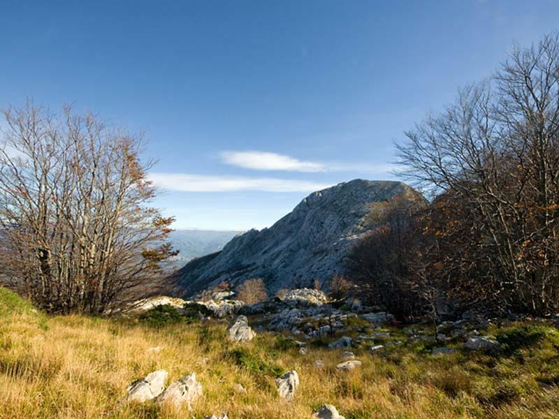 Itinerari - Da Passo Croce a Monte Corchia