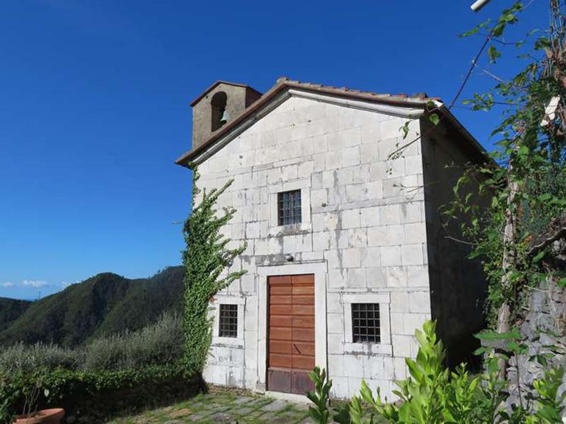 Sentieri - Fabbiano - La Cappella - Minazzana, Sentieri Alta Versilia