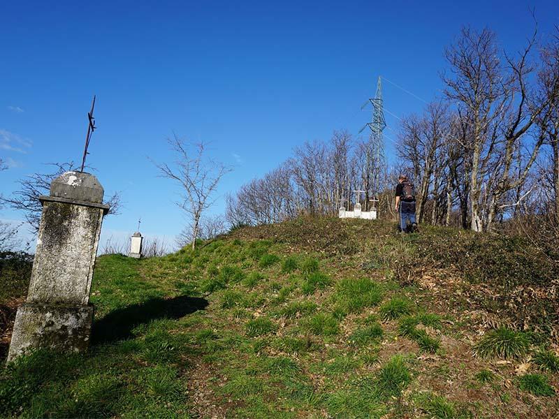 Sentieri - Minazzana - Basati, Sentieri Alta Versilia