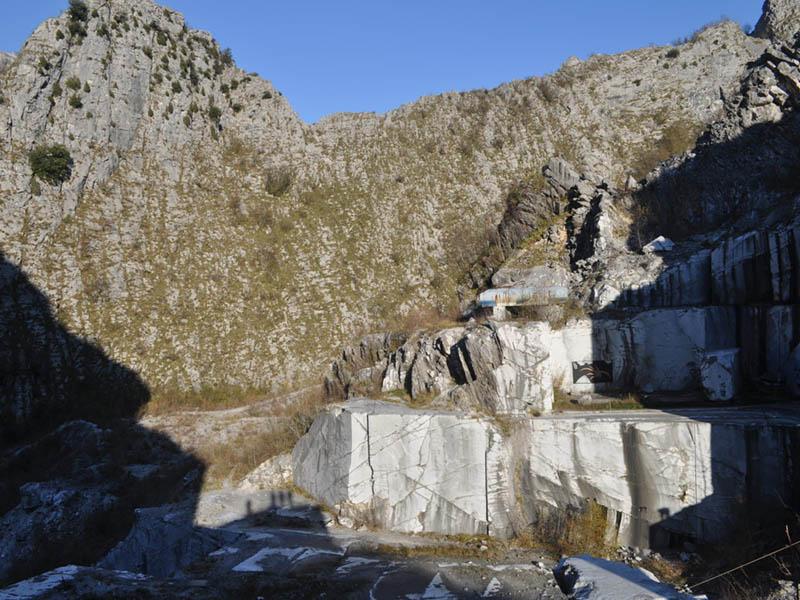 Sentiero CAI 142: Cave Cervaiole - Passo del Vaso Tondo - Cava Fondone