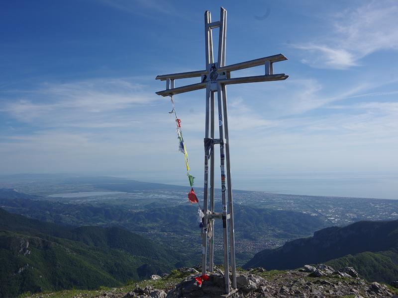 Itinerari - Da Stazzema al Monte Matanna