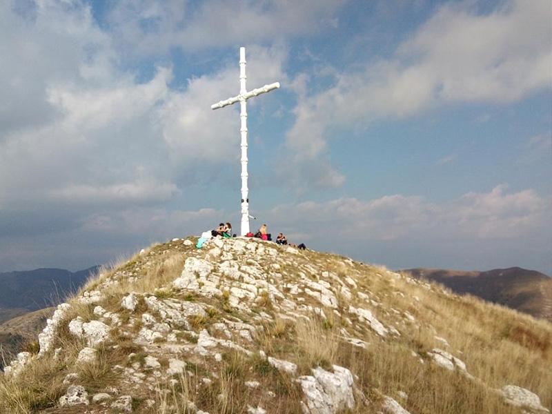 Dal Rifugio Alta Matanna al Monte Prana