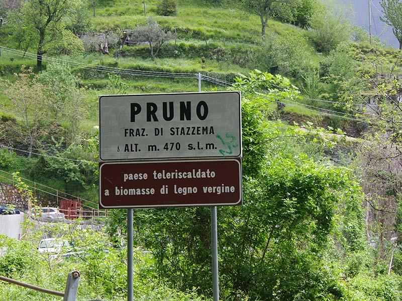 Sentieri - Pruno - Cardoso - Stazzema, Sentieri Alta Versilia