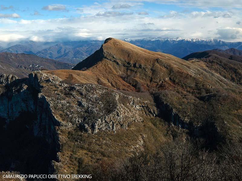 Itinerari - da Palagnana al Monte Croce
