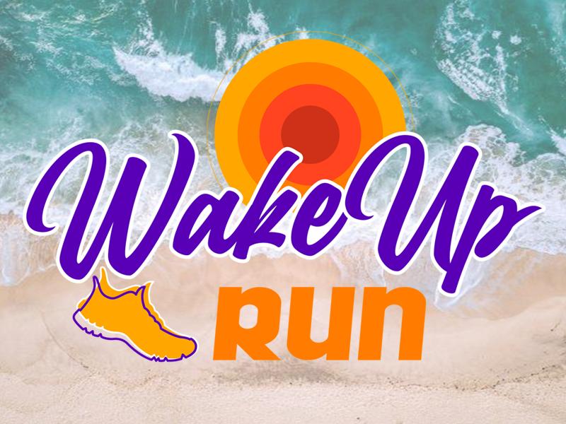 Eventi - WakeUp Run - 5km all'alba sulla spiaggia di Lido