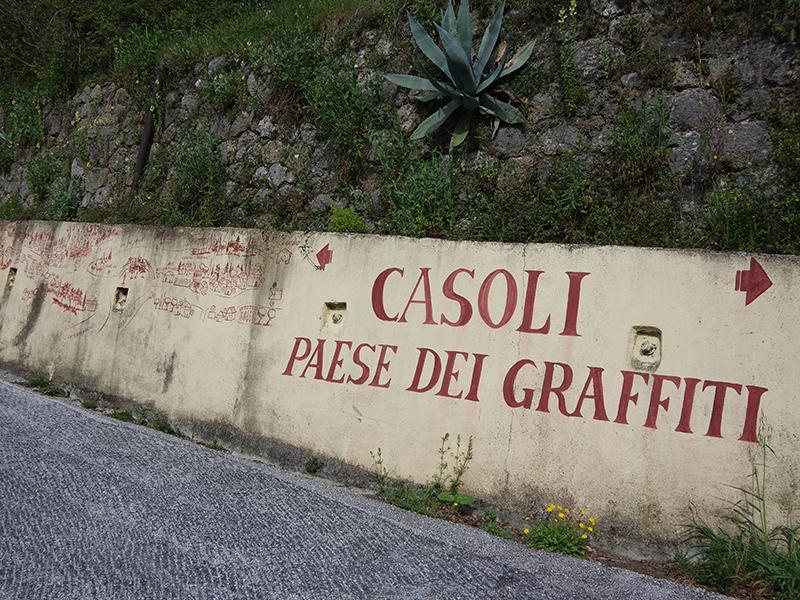 Itinerari - Casoli - Rifugio Paolo Barsi