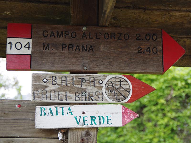 Metato - Rifugio Paolo Barsi