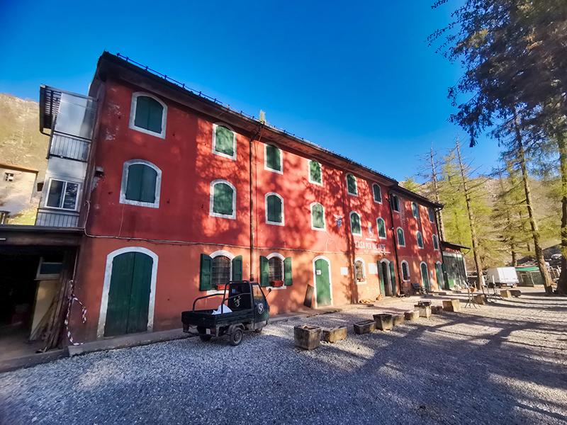 Albergo Alto Matanna - Baita Barsi