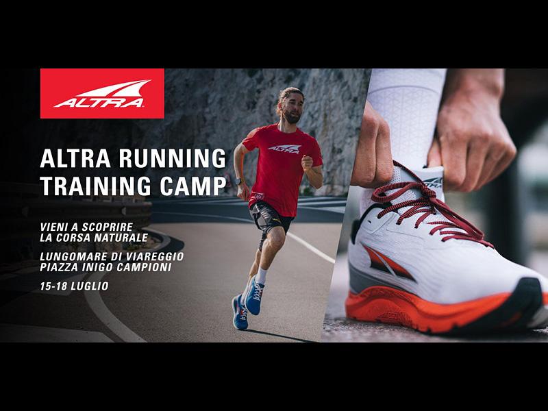 Eventi - Altra Running Training Camp