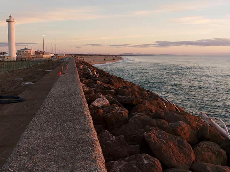 Itinerari - Dalla marina di Torre del Lago Puccini al Muraglione di Viareggio