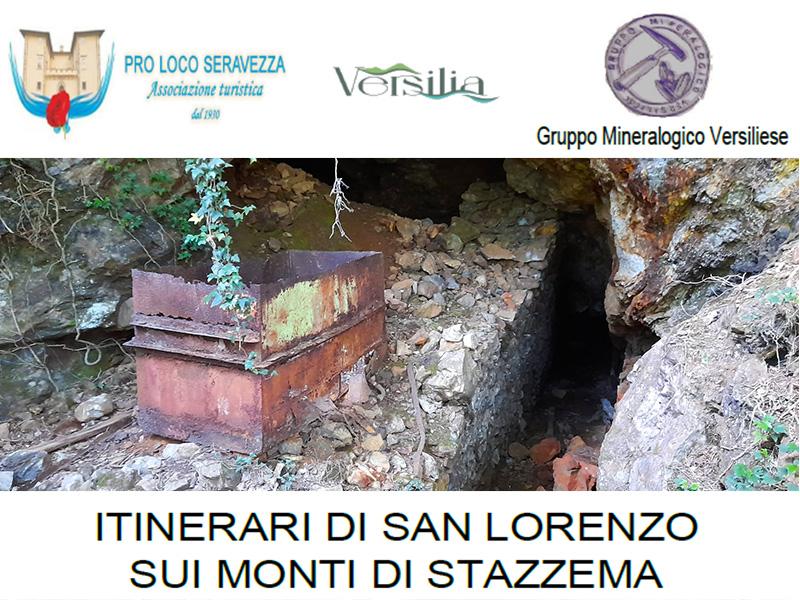 Eventi - Itinerari di San Lorenzo sui monti di Stazzema