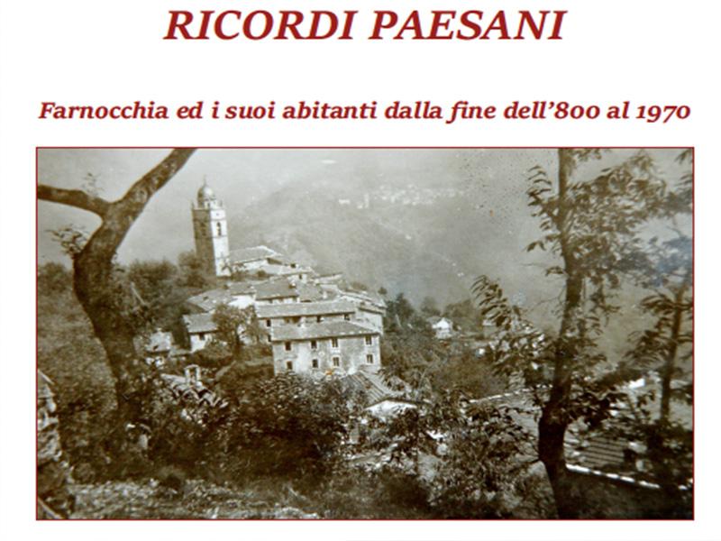 Eventi - Mostra fotografica Ricordi Paesani
