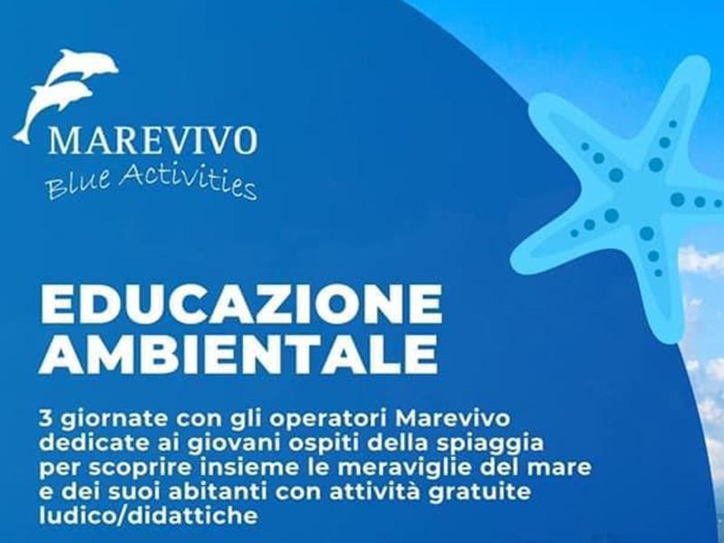 Eventi - MAREVIVO ONLUS - Educazione ambientale