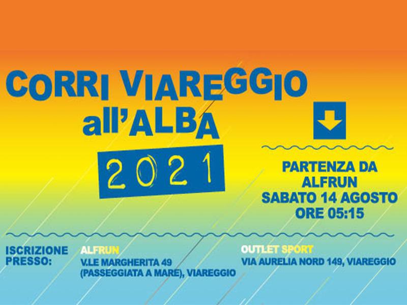 Eventi - Corri Viareggio all'alba 2021