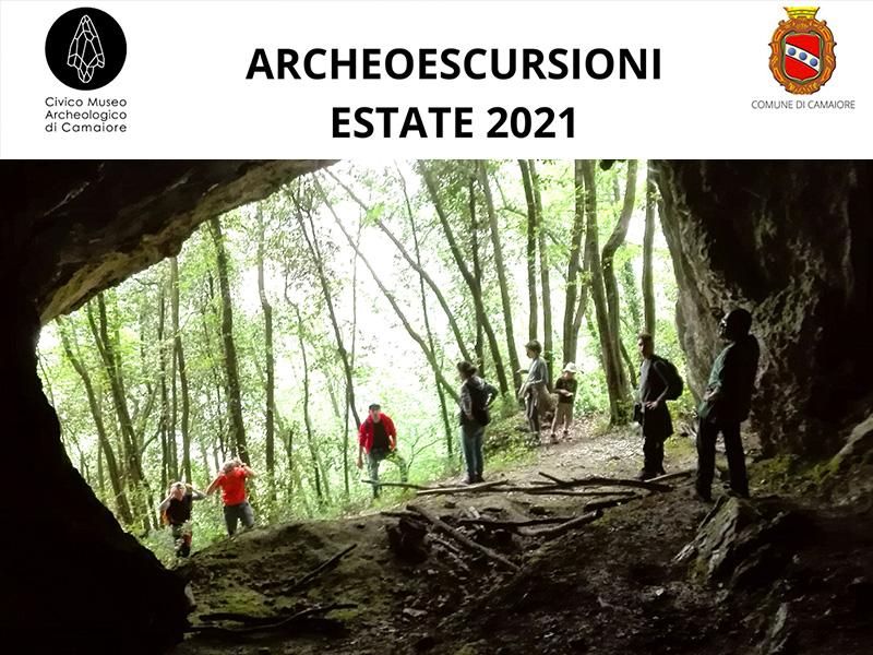 Eventi - Archeoescursioni estate 2021