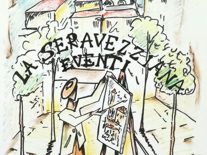 Eventi - Seravezziana in strada