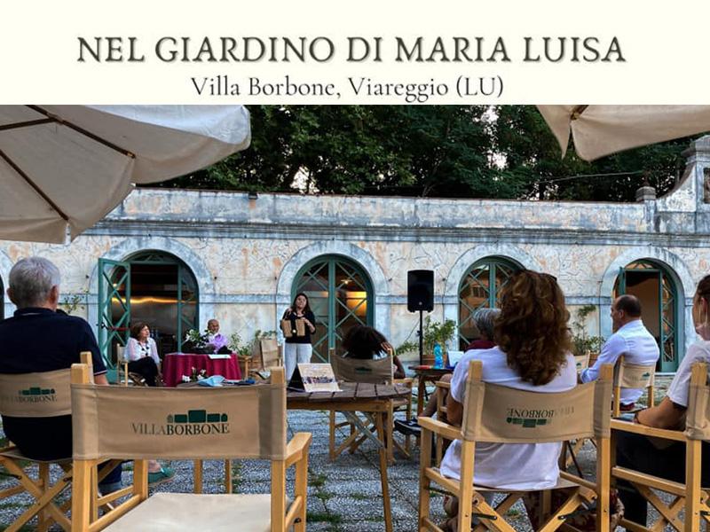 Eventi - Nel giardino di Maria Luisa - Lungomare di Viareggio