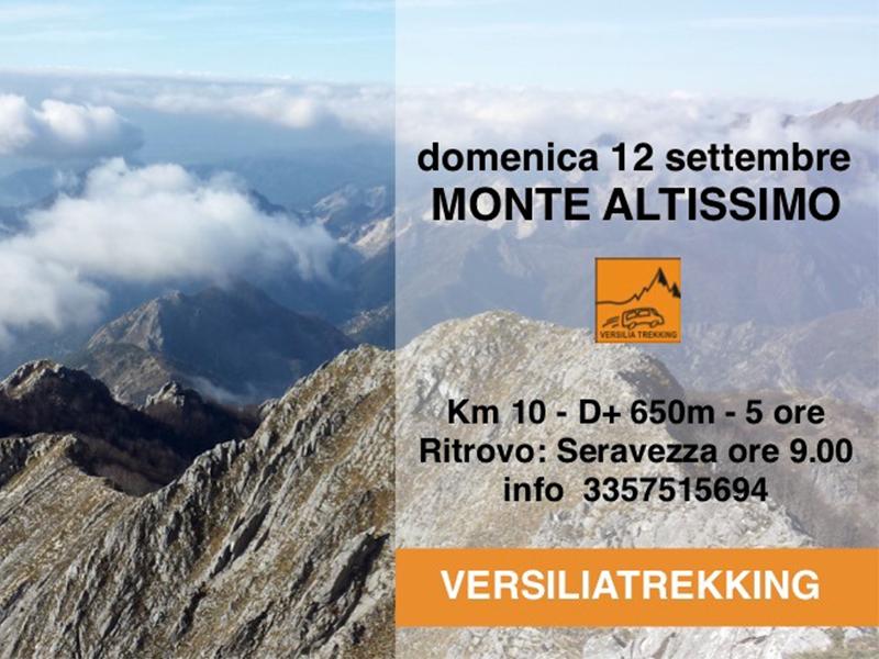 Eventi - Il Monte Altissimo