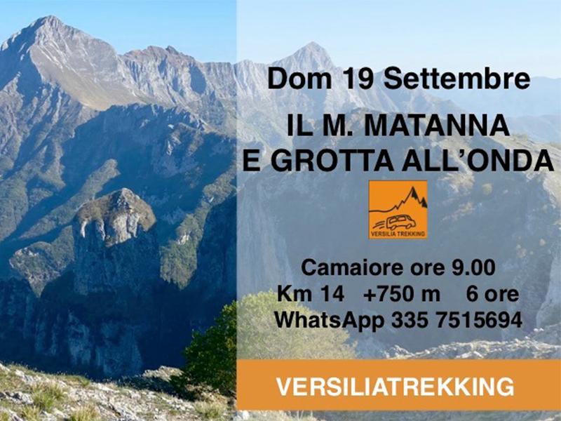 Eventi - Il Monte Matanna e Grotta dell'onda