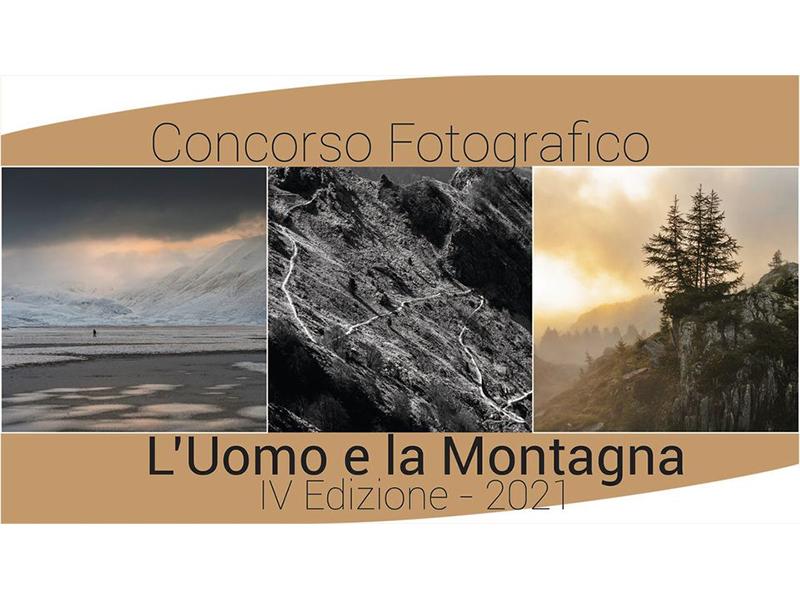"""Concorso fotografico """"L'uomo e la montagna"""""""