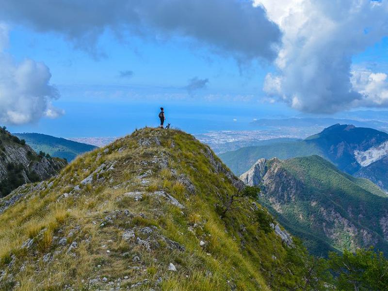 Eventi - Tramonto sul Monte Pelato