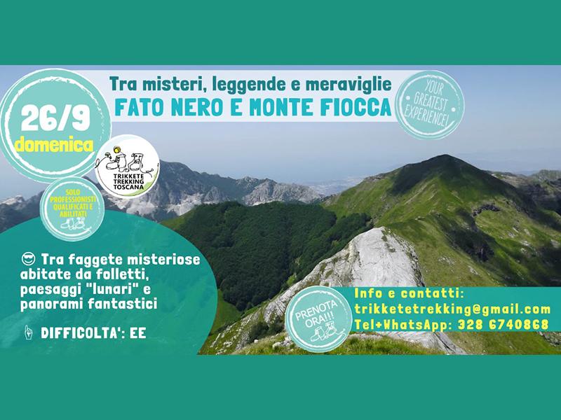 Eventi - Fatonero e Monte Fiocca