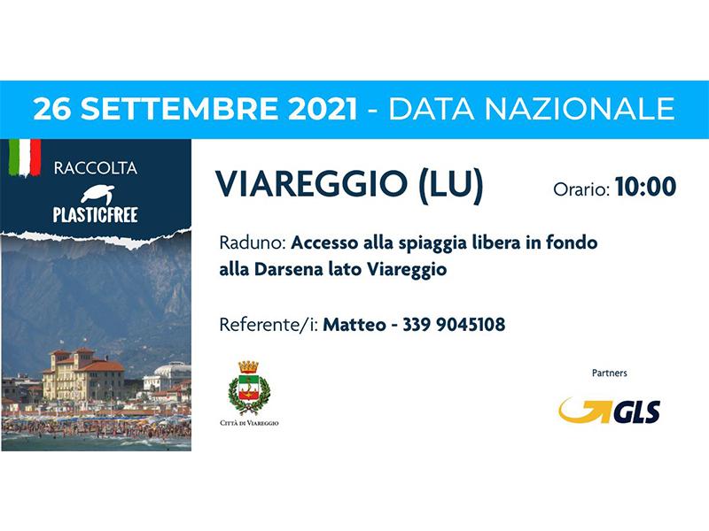 Eventi - Raccolta Plastic Free Viareggio