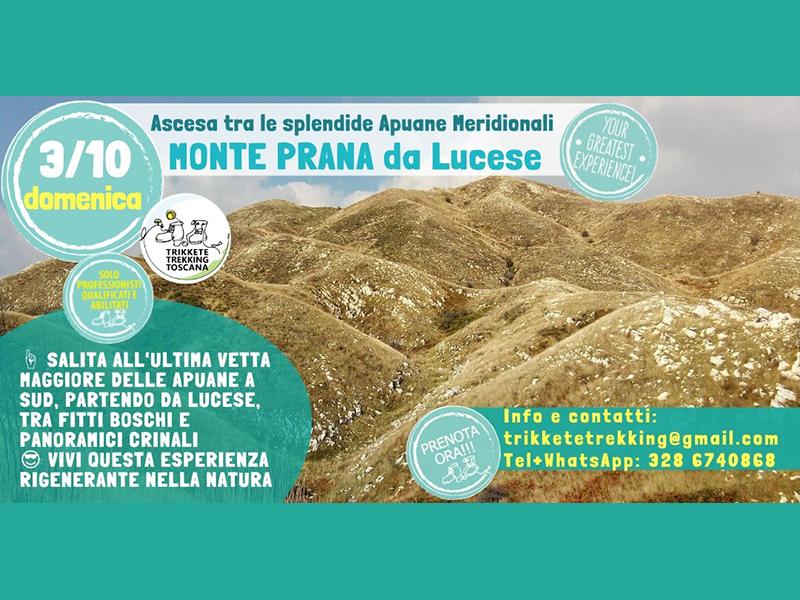 Eventi - Monte Prana da Lucesee
