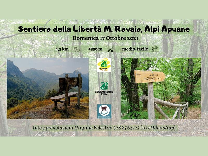 Eventi - Sentiero della Libertà (M.Rovaio)