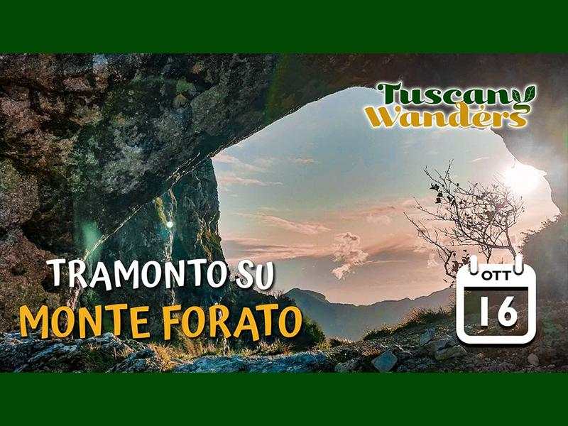 Eventi - Tramonto sul Monte Forato