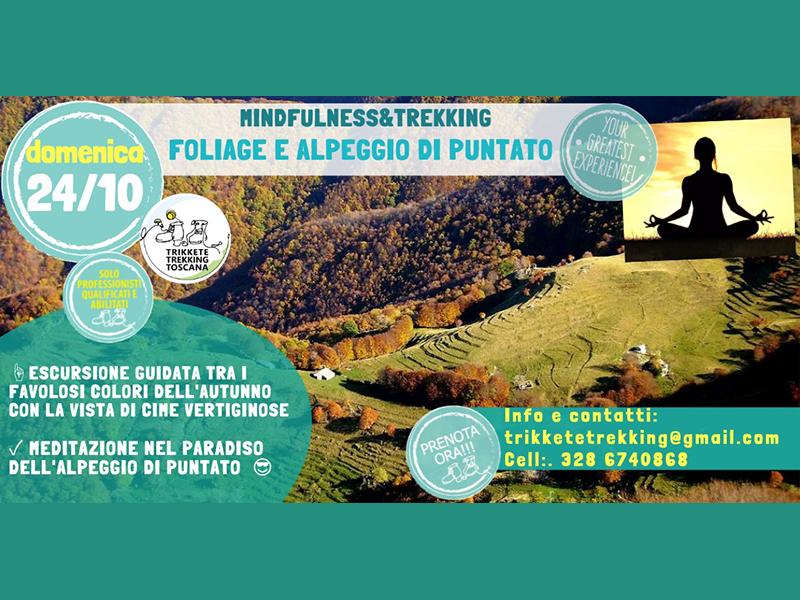 Eventi - Foliage e Puntato: Mindfulness & Trekking