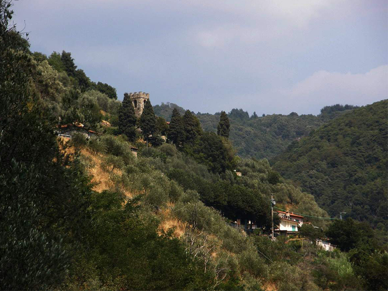 Itinerari - La Via del Lucente da Gombitelli