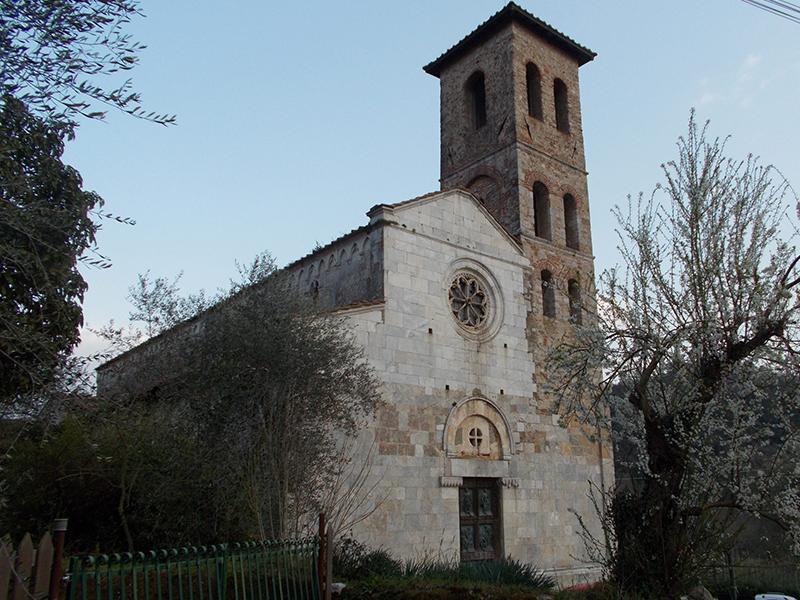 Itinerari - Dalla Pieve di San Giovanni a Capezzano Monte