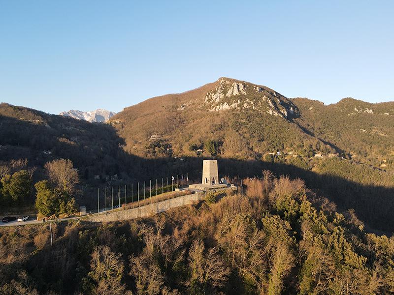 Sentieri - Sentiero 3: da Capezzano Monte a Palagnana