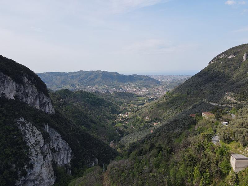 Itinerari - Casoli - Foce del Pallone - Casoli, Anello di Camaiore Antiqua