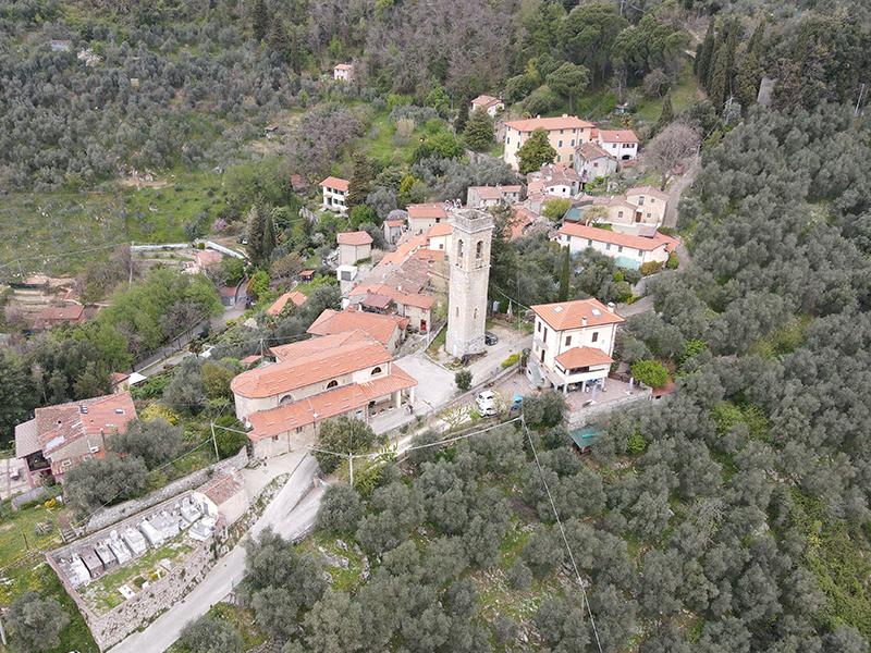 Casoli - Bacino di Setriana - Greppolungo, Anello di Camaiore Antiqua