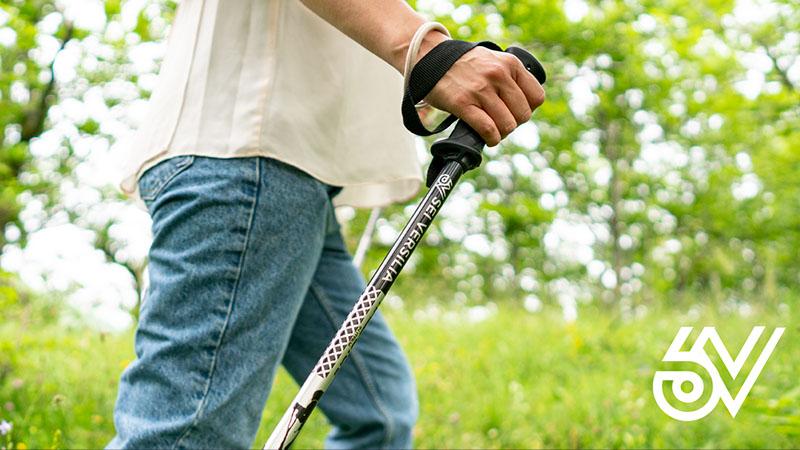 Cambia passo con il bastone SEI Versilia