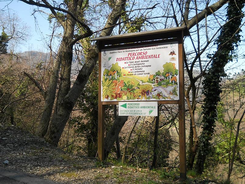 Riparte la didattica a Canalverde in Alta Versilia