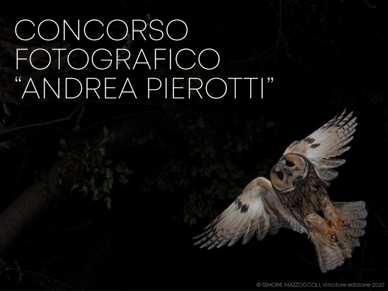 """XI Edizione del CONCORSO FOTOGRAFICO """"ANDREA PIEROTTI"""""""
