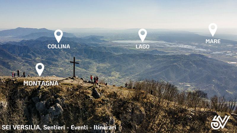 1 luglio, inaugura SEI VERSILIA, Portale Community + Magazine per conoscere Sentieri, Eventi e Itinerari in Versilia